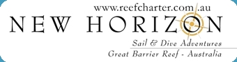 New Horizon Sail and Dive Adventures - Great Barrier Reef Dive Trips